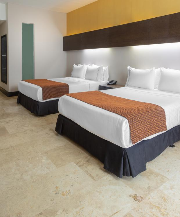 Chambre Twin Hôtel Sonesta Barranquilla Barranquilla
