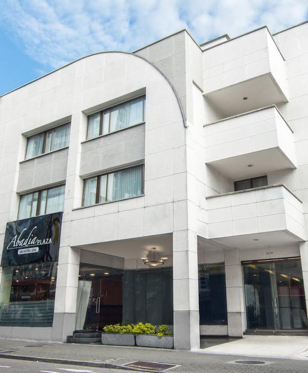 Façade Hôtel GHL Abadía Plaza Pereira