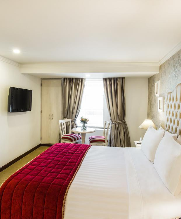 Chambre Standard GHL Hotel Hamilton Hôtel GHL Collection Hamilton Bogota