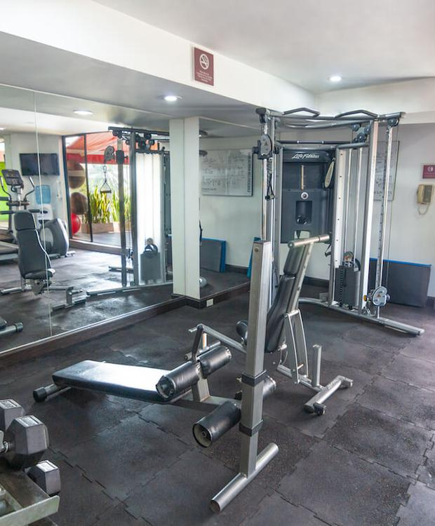 Gym Hôtel Four Points by Sheraton Cali Cali