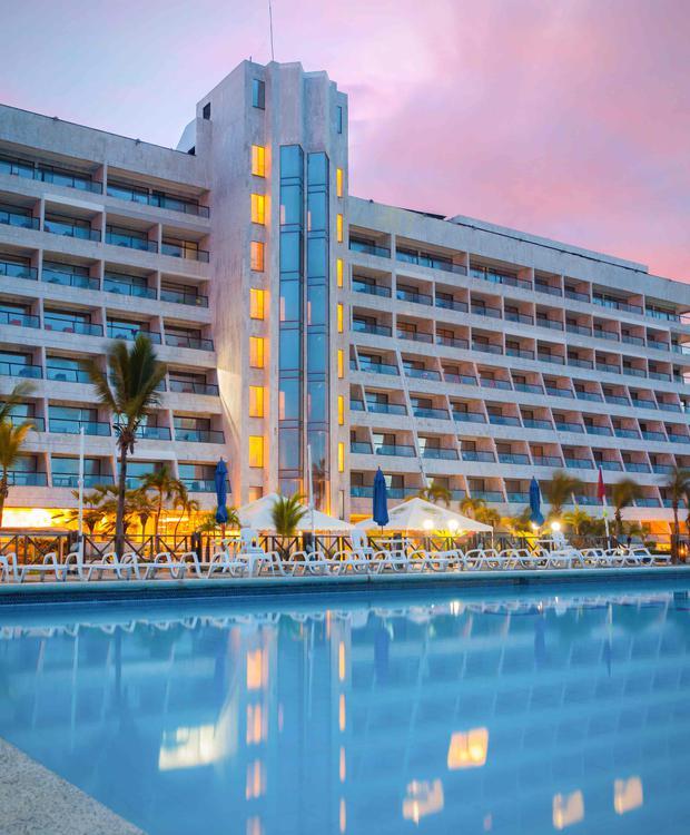 Façade GHL GHL Relax Hotel Sunrise San Andres