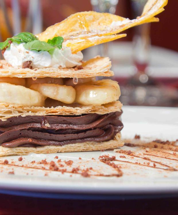 Gastronomía Sonesta Hôtel Guayaquil Guayaquil