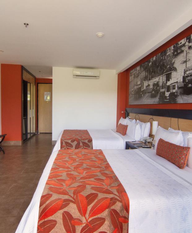 Chambre Lits Jumeaux Standard Sonesta Hôtel Pereira Pereira