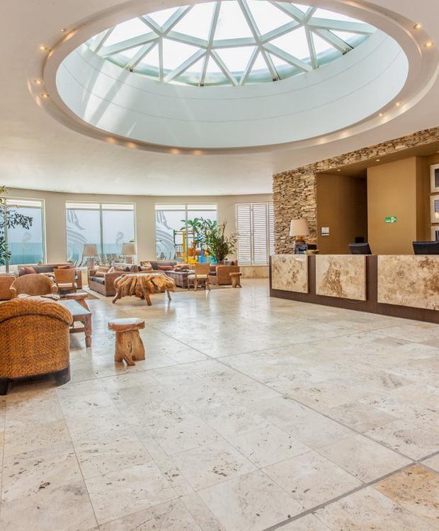 Réception GHL Hôtel Relax Corales de Indias Carthagène des Indes