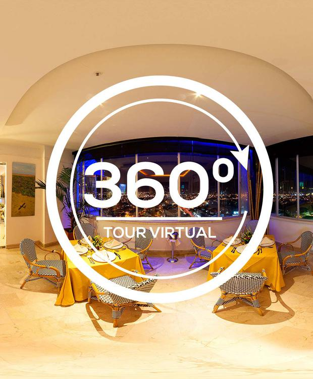 Tour 360 GHL Hôtel Grand Villavicencio Villavicencio
