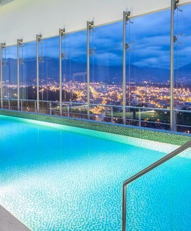 Piscine Hotel Four Points by Sheraton Cuenca Cuenca