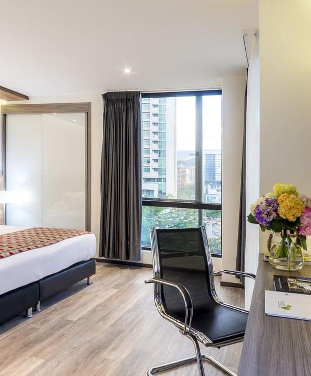 Chambre luxury GHL Hôtel Portón Medellín Medellín