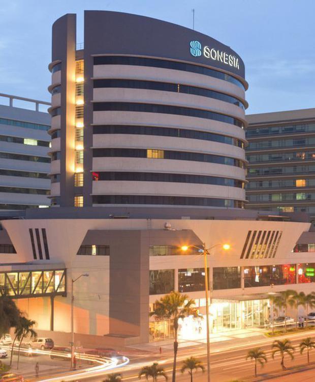 Façade Sonesta Hôtel Guayaquil Guayaquil