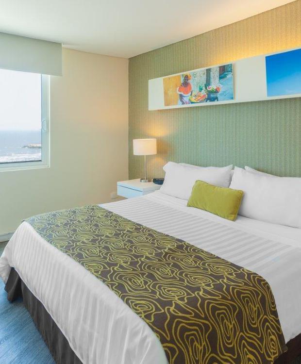 Habitaciones GHL Hôtel Relax Corales de Indias Carthagène des Indes
