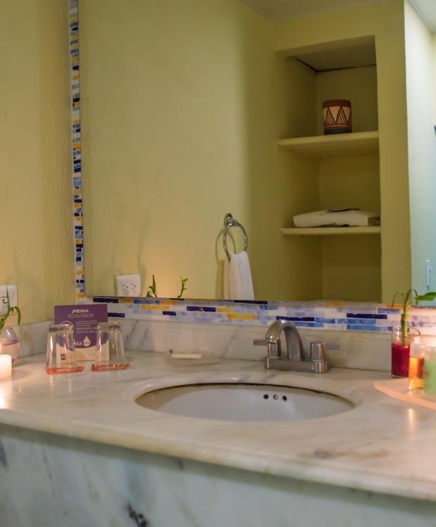 Toilet Hôtel GHL Relax Costa Azul Santa Marta