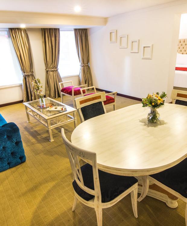 Suite GHL Hotel Hamilton Hôtel GHL Collection Hamilton Bogota