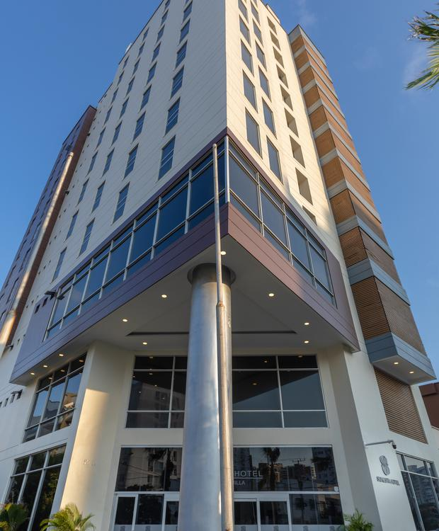 Façade Sonesta Hotel Barranquilla  Barranquilla