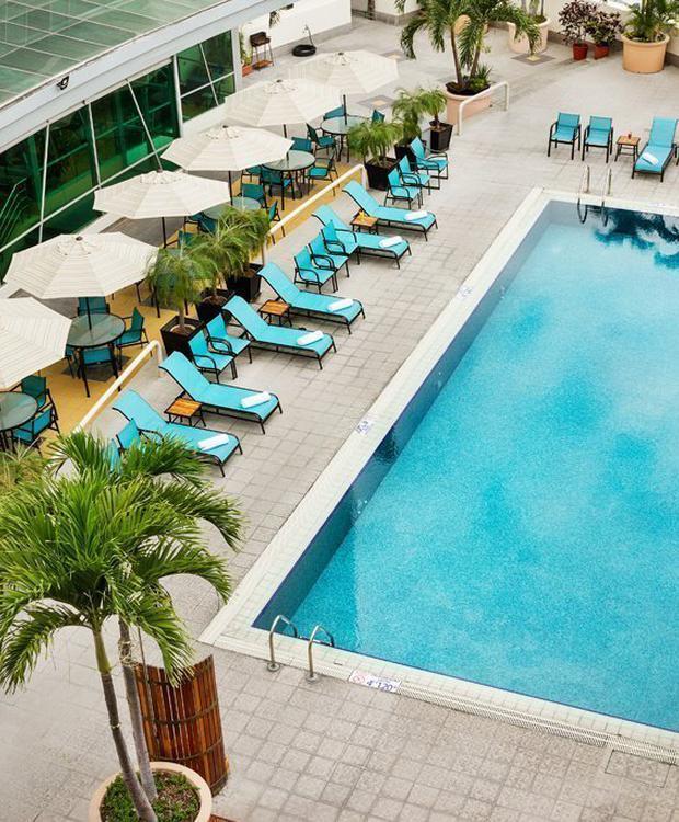 4 Sheraton Guayaquil Hôtel Guayaquil