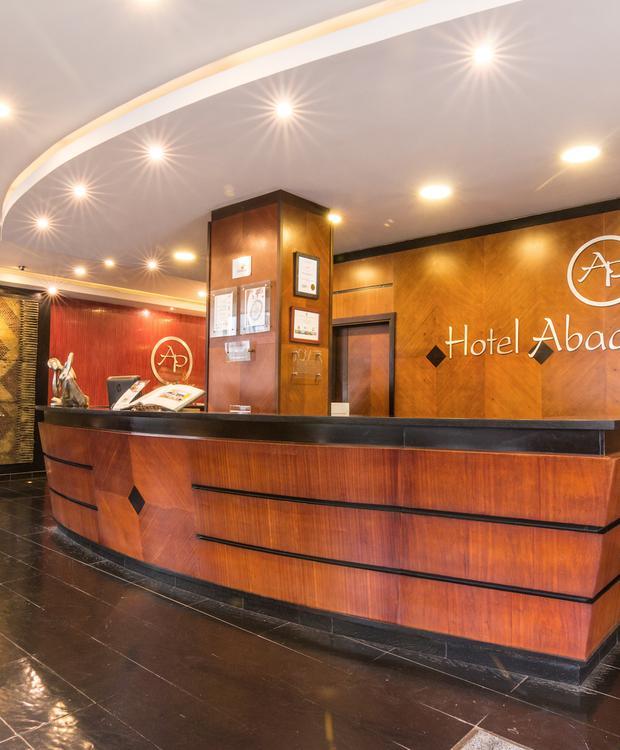 Lobby Hôtel GHL Abadía Plaza Pereira