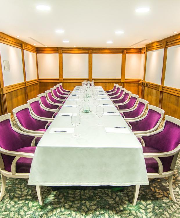 Salle des fêtes Browns GHL Hotel Hamilton Hôtel GHL Collection Hamilton Bogota