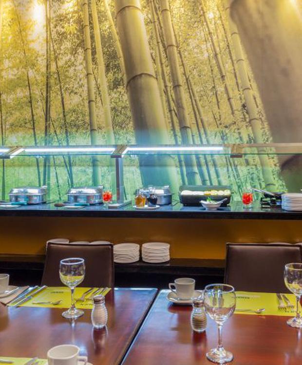 Restaurant buffet Hôtel Four Points by Sheraton Medellín Medellín