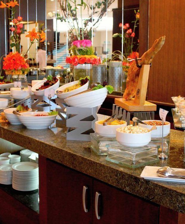 Buffet Sonesta Hôtel Guayaquil Guayaquil