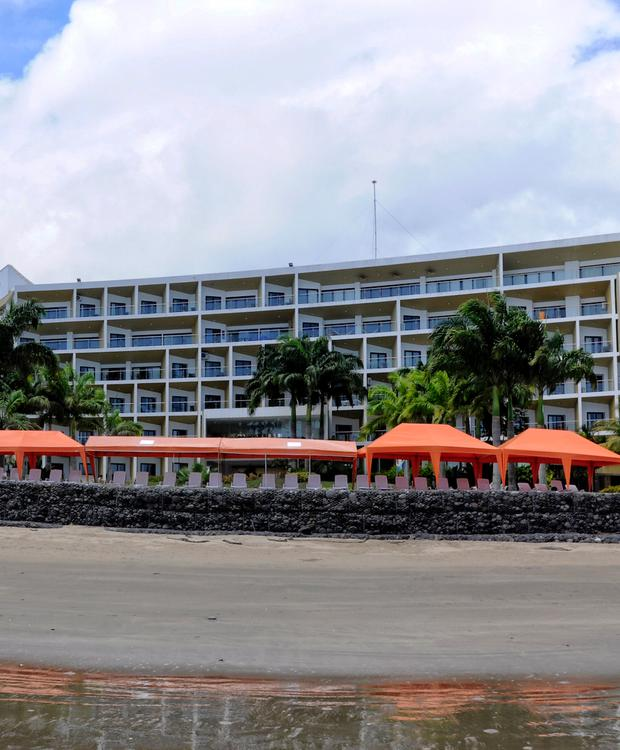 Hôtel GHL Relax Hôtel Makana Resort Tonsupa