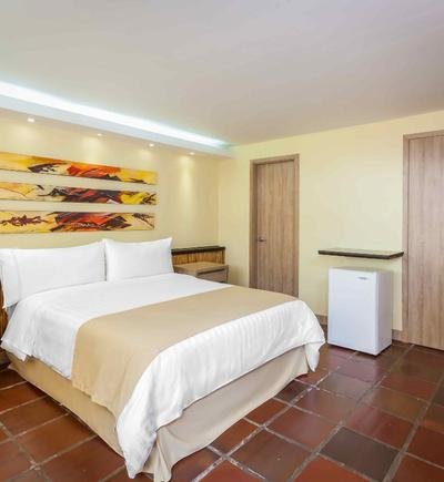 Chambre standard traditionnelle queen ghl relax hôtel club el puente girardot