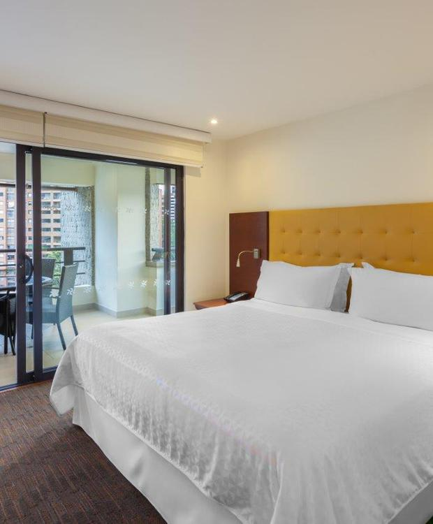 Habitacion Suite Hôtel Four Points by Sheraton Medellín Medellín