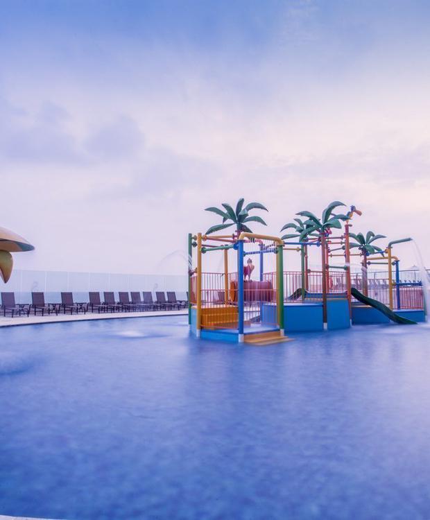 Piscine pour enfants GHL Hôtel Relax Corales de Indias Carthagène des Indes