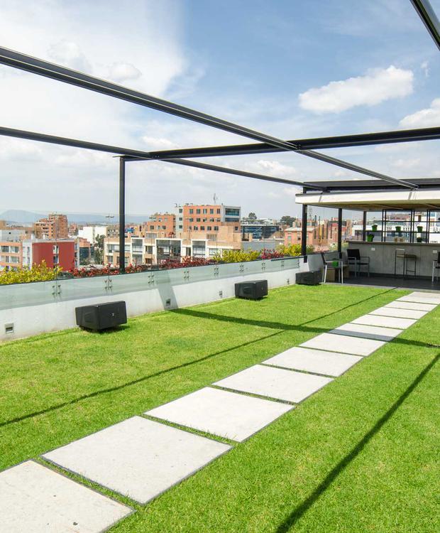 Terrasse Biohotel Organic Suites Bogota