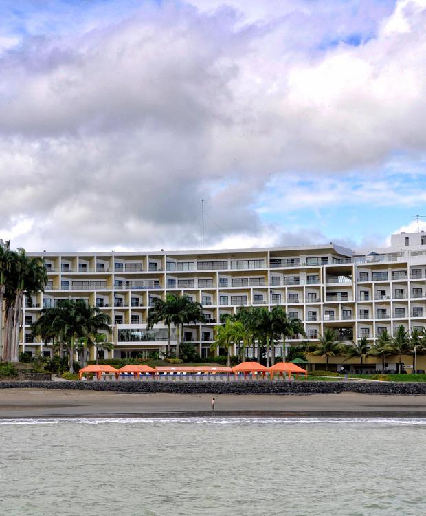 Façade GHL Relax Hôtel Makana Resort Tonsupa