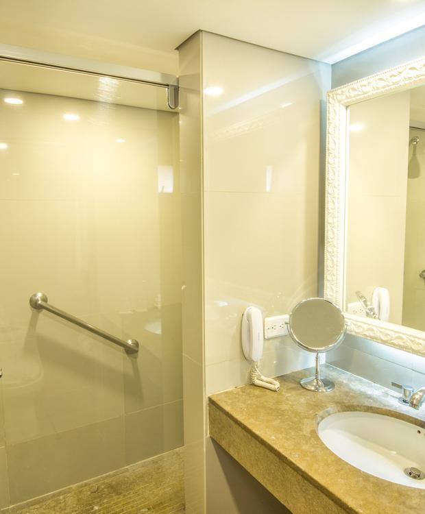 Salle de bains Twin GHL Hotel Hamilton Hôtel GHL Collection Hamilton Bogota