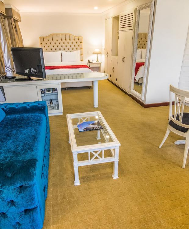 Suite Junior GHL Hotel Hamilton Hôtel GHL Collection Hamilton Bogota