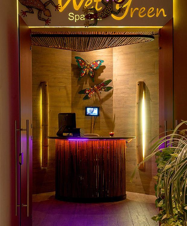 SPA Villavicencio GHL Hôtel Grand Villavicencio Villavicencio