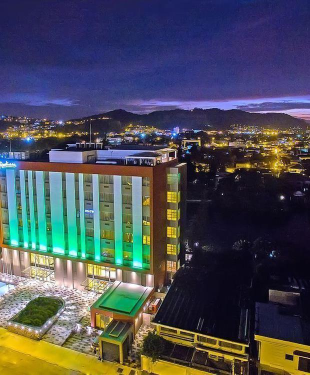 Façade Hôtel Radisson Guayaquil Guayaquil