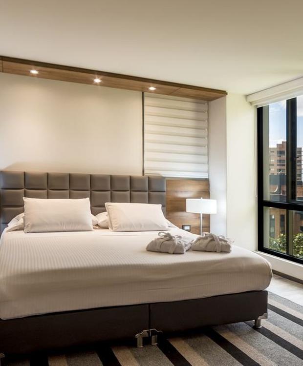 Chambre executive luxury GHL Hôtel Portón Medellín Medellín