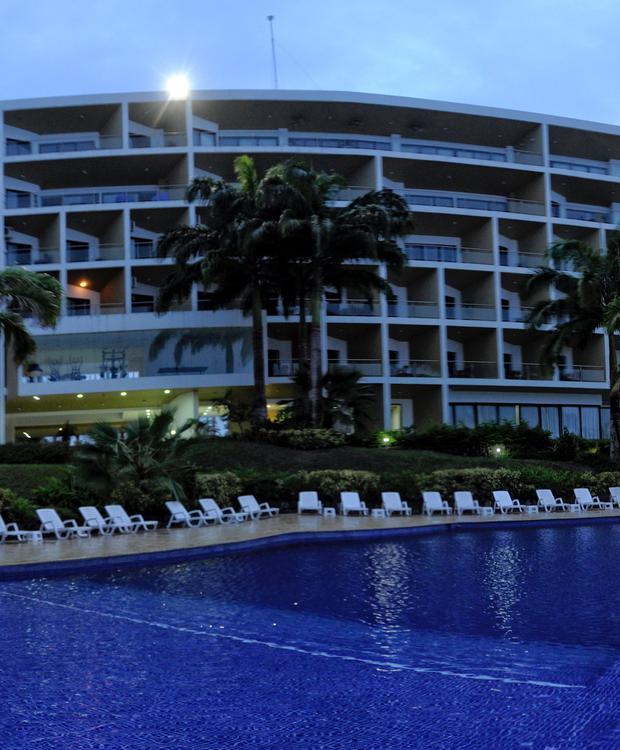 Panorama GHL Relax Hôtel Makana Resort Tonsupa