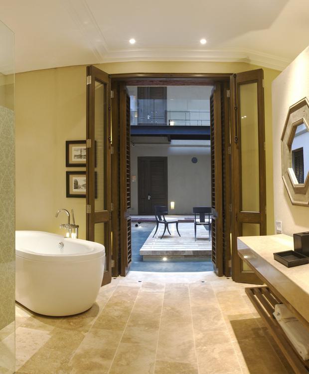 Suite Bastión au Bastión Luxury Hotel Bastión Luxury Hotel Carthagène des Indes