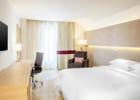 CHAMBRE TRADITIONNELLE KING Hotel Four Points By Sheraton Barranquilla Barranquilla