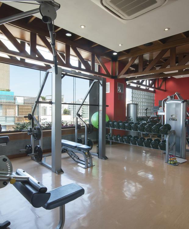 Gym Sonesta Hôtel El Olivar Lima