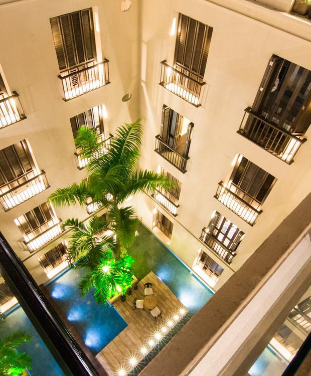 Bastión Luxury Hotel Bastión Luxury Hotel Carthagène des Indes